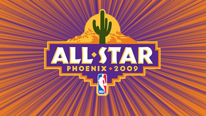 nba all star 2009