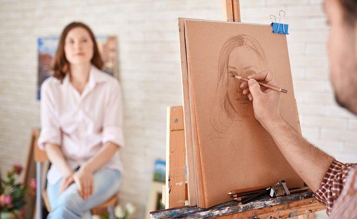 portreniz cizilsin