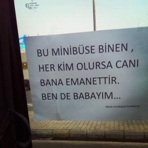 Yorumsuz. #söke #aydın #minibüs #şehiriçi