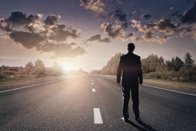 yolda olmak – onur sendere