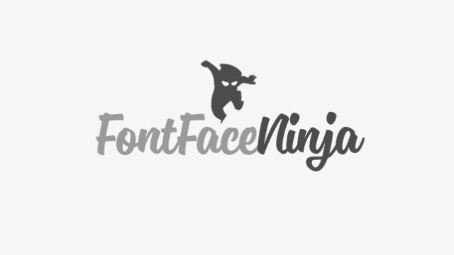 fontface ninja logo