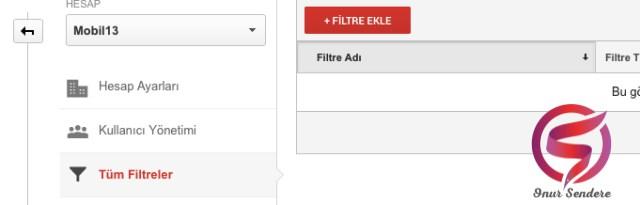 spam trafik filtre