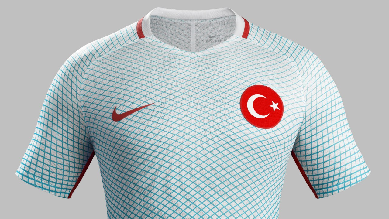 turkiye milli takım forma euro 2016 beyaz